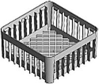 Basket - Glasswasher 350mm
