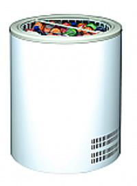 Plain Wrap Cooler Bin
